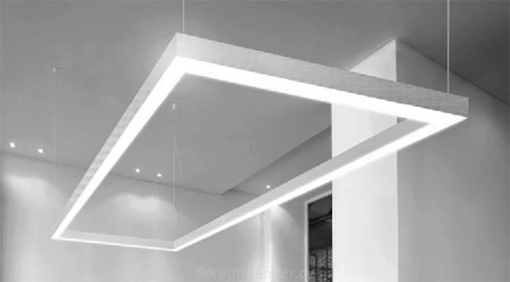 Потолочный светильник светодиодный своими руками